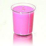 Island Spa Soy Votive Candle Insert