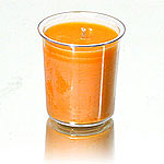 Mango Spritzer Soy Votive Candle Insert
