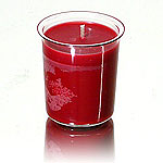 Sparkling Apple Soy Votive Candle Insert