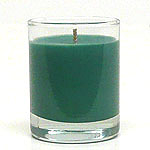 Balsam Soy Votive Candle in Glass