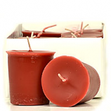 Apples and Brown Sugar Scented Votive Candles