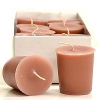 Baked Apple Crisp Scented Votive Candles