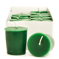 Balsam Fir Scented Votive Candles