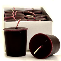 Black Cherry Scented Votive Candles