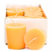 Creamsicle Scented Votive Candles