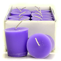 Lavender Scented Votive Candles
