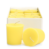Lemon Meringue Scented Votive Candles