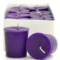 Lilac Scented Votive Candles