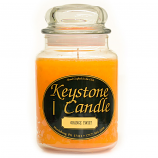 Orange Twist Jar Candles 26 oz