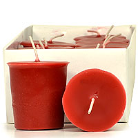 Mulberry Scented Votive Candles