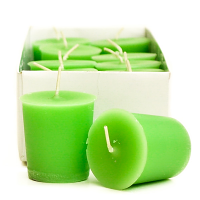 Tahitian Lime Scented Votive Candles