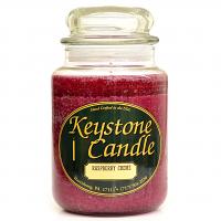 Raspberry Cream Jar Candles 26 oz