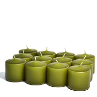 Unscented Sage Votive Candles 15 Hour