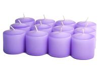 Unscented Orchid Votive Candles 10 Hour