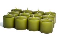 Unscented Sage Votive Candles 10 Hour