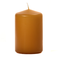 Harvest 3 X 4 Unscented Pillar Candles