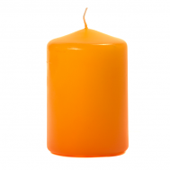 Mango 3 x 4 Unscented Pillar Candles