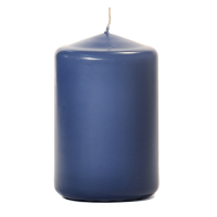 Wedgwood 3 X 4 Unscented Pillar Candles