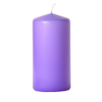 Orchid 3 x 6 Unscented Pillar Candles