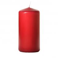 Raspberry 3 x 6 Unscented Pillar Candles