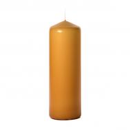 Harvest 3 x 9 Unscented Pillar Candles