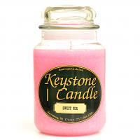 Sweet Pea Jar Candles 26 oz