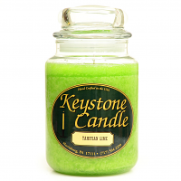 Tahitian Lime Jar Candles 26 oz