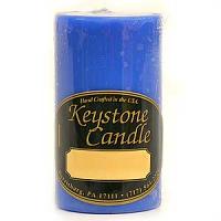 2 x 3 Blueberry Cobbler Pillar Candles