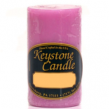 2 x 3 Hawaiian Gardens Pillar Candles
