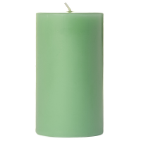 2 x 3 Honeydew Melon Pillar Candles