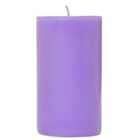 2 x 3 Lavender Pillar Candles