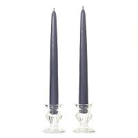 8 Inch Wedgwood Taper Candles Dozen