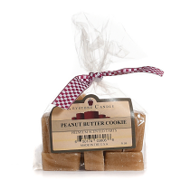 Bag of Peanut Butter Cookie Scented Wax Melts