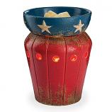 Americana Illumination Tart Burner
