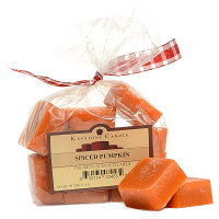 Bag of Spiced Pumpkin Scented Wax Melts