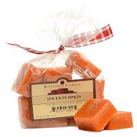 Bag of Spiced Pumpkin Scented Wax Melts