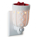 Holiday Stocking Plug In Tart Burner
