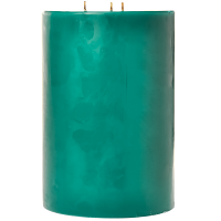 6 x 9 Fresh Rain Pillar Candles