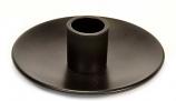 Simplicity Dark Bronze Taper Holder 4 Inch