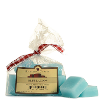 Bag of Blue Lagoon Scented Wax Melts