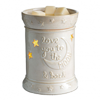 Love You To the Moon Electric Tart Burner