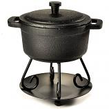 Cast Iron Pot Tart Burner