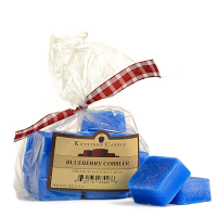 Bag of Blueberry Cobbler Scented Wax Melts