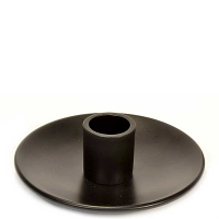 Simplicity Dark Bronze Taper Holder 4 Inch