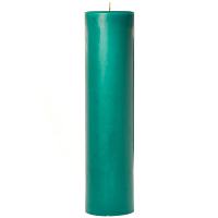 3 x 12 Fresh Rain Pillar Candles