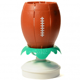 Football Musical Birthday Candles