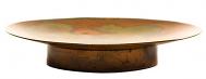 Burnham Plate Candle Holder Small