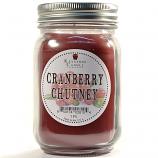 Cranberry Chutney Mason Jar Candle Pint