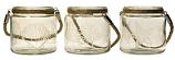 Oceans Set of 3 Jars