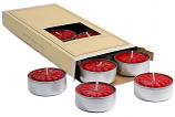 Red Hot Cinnamon Scented Tea Lights